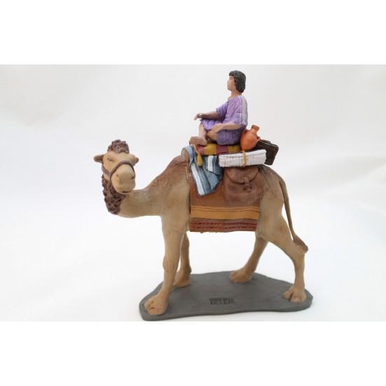 Camello con carga y niño nº 1