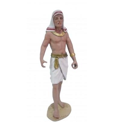 Egipcio porteador Izq. ( dos brazos bajo )