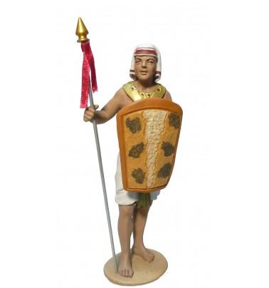 Soldado Egipcio Drcha.