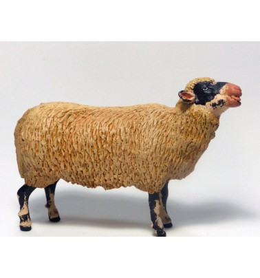 Oveja lana 18 cm.