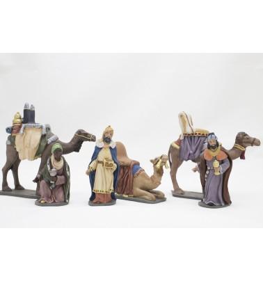 Grupo Reyes adorando