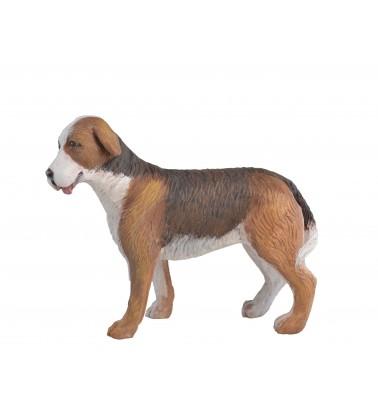 Perro en pié - Fabricado en pasta cerámica Italiana