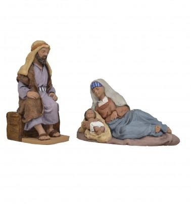 Colección Hebrea 11 cm
